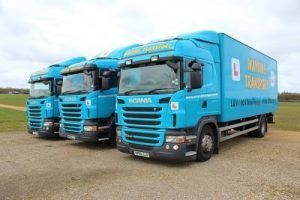 HGV Driving Courses